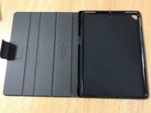 kingblancのiPad第8世代ケース(ペン収納)のレビュー・5