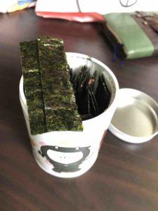 うさまる、山本海苔店のりチップス・3
