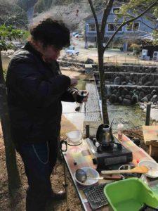 【ばちぇキャン】かぶとの森テラス、ブログ・32