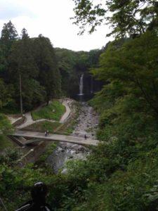 富士宮市、白糸の滝のタイトル用